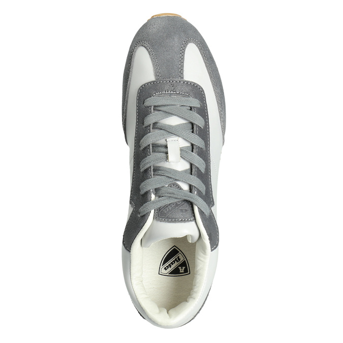 Legere Herren-Sneakers, Grau, 801-2180 - 15