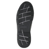Herren-Sneakers aus Leder bata, Schwarz, 824-6921 - 19