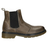 Damen-Chelsea-Boots aus Leder bata, Braun, 596-7680 - 26