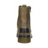 Damen-Knöchelschuhe aus Leder bata, Braun, 596-7681 - 16