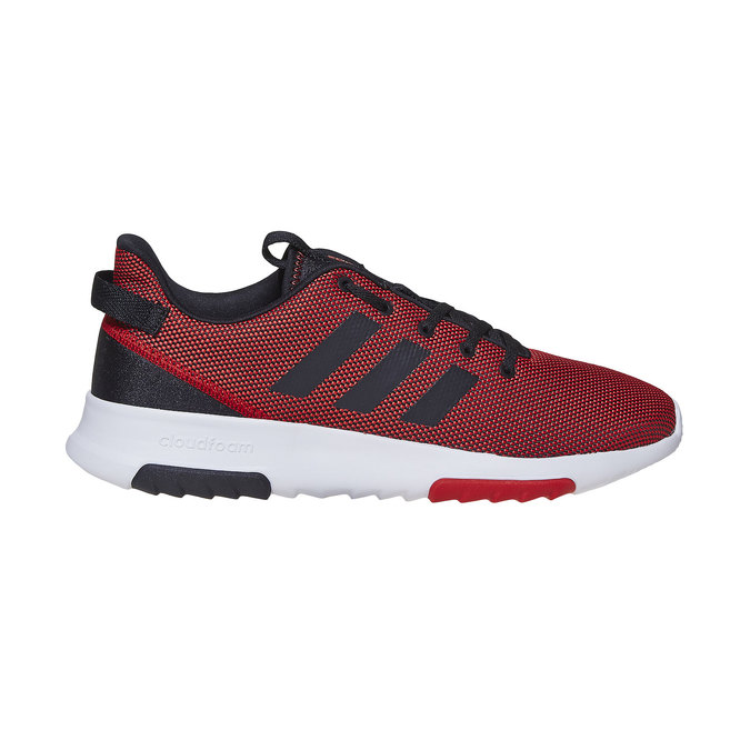Rote Herren-Sneakers adidas, Rot, 809-5201 - 15