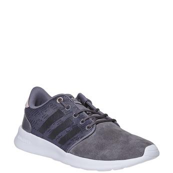 Damen-Sneakers aus Leder adidas, Grau, 503-2111 - 13