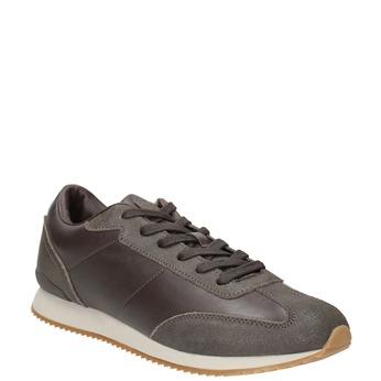 Legere Herren-Sneakers, Braun, 801-3180 - 13