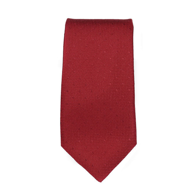 Rotes Set, bestehend aus Krawatte und Einstecktuch bata, Rot, 999-5290 - 26