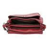 Rote Crossbody-Handtasche bata, Rot, 961-5161 - 15