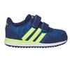Kinder-Sneakers mit Klettverschluss adidas, Blau, 109-9157 - 15