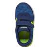 Kinder-Sneakers mit Klettverschluss adidas, Blau, 109-9157 - 19