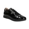 Schwarze Sneakers aus Leder geox, Schwarz, 528-6083 - 13