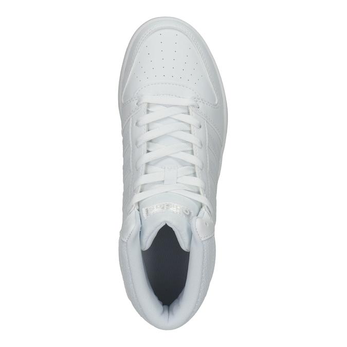 Weisse, knöchelhohe Sneakers adidas, Weiss, 501-1212 - 15