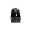 Schwarze Sneakers aus Leder geox, Schwarz, 528-6083 - 16