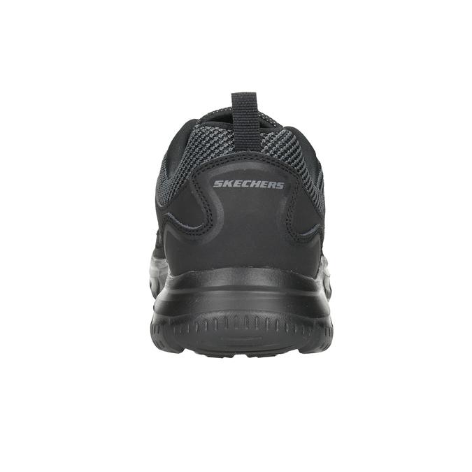 Schwarze Herren-Sneakers skechers, Schwarz, 809-6331 - 16