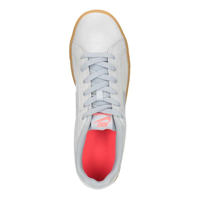 Legere Herren-Sneakers nike, Grau, 803-2302 - 15