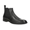 Herren-Chelsea-Boots aus Leder vagabond, Schwarz, 814-6024 - 13