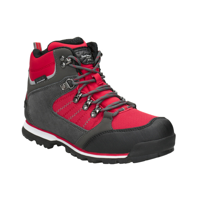 Kinder-Winterschuhe im Outdoor-Look icepeak, Rot, 399-5016 - 13