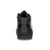 Knöchelhohe Herren-Sneakers aus Leder bata, Schwarz, 844-6644 - 16