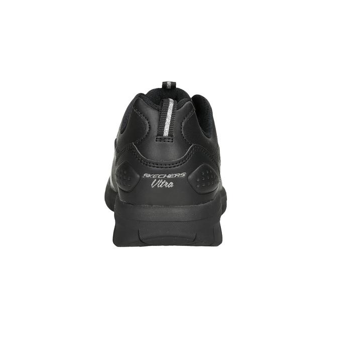 Schwarze Damen-Sneakers skechers, Schwarz, 501-6317 - 16