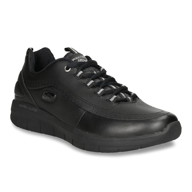 Schwarze Damen-Sneakers skechers, Schwarz, 501-6317 - 13