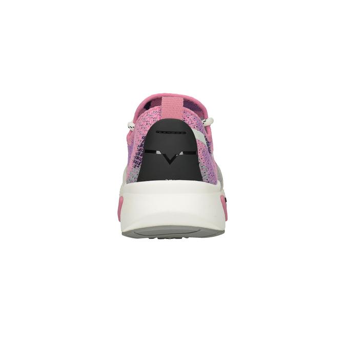 Sportliche, rosa Sneakers diesel, Rosa, 509-5760 - 15