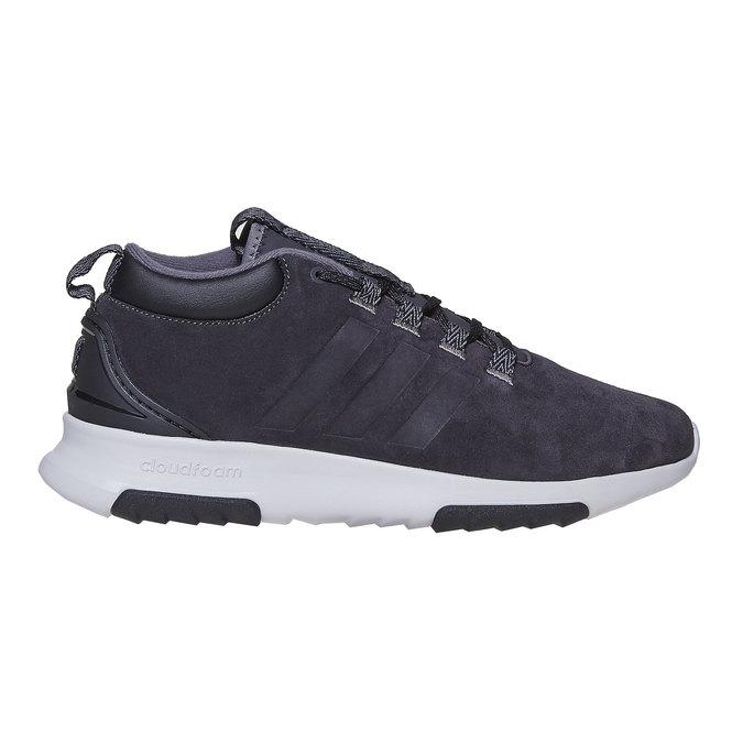 Herren-Sneakers aus Leder adidas, Schwarz, 803-6202 - 15