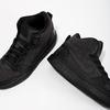 Knöchelhohe Kinder-Sneakers nike, Grau, 401-2405 - 18
