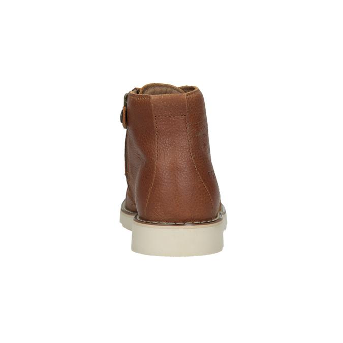 Kinder-Knöchelschuhe aus Leder primigi, Braun, 314-3004 - 15