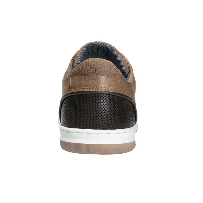 Herren-Sneakers aus Leder bata, 846-8927 - 16