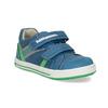 Legere, blaue Kinder-Sneakers bubblegummer, 111-9625 - 13