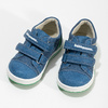 Legere, blaue Kinder-Sneakers bubblegummer, Blau, 111-9625 - 16