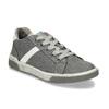 Kinder-Sneakers mit Perforation mini-b, Grau, 411-2102 - 13