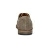 Herrenhalbschuhe im Derby-Stil mit Perforation bata, Braun, 823-8616 - 15