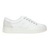 Legere Damen-Sneakers aus Leder bata, Weiss, 544-1606 - 26