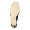 Lederpumps insolia, Schwarz, 624-6643 - 17