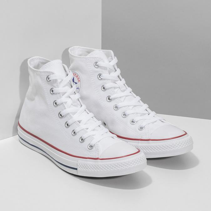 Knöchel-Sneakers converse, Weiss, 889-1278 - 26