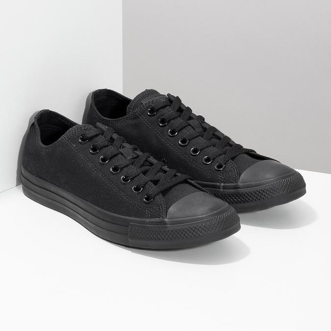 Schwarze Herren-Sneakers converse, Schwarz, 889-6279 - 26